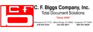 CF Biggs Logo